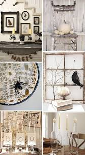 Fun Halloween Decoration Ideas Best 25 Chic Halloween Decor Ideas On Pinterest Spooky