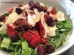 appetizer dmarie dining