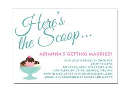 vintage bridal shower invitations sundae mod vintage bridal shower invitation