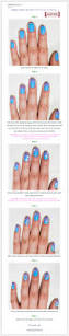 6 simple steps tutorial floral nail art for spring