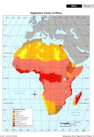 Population Map Of Africa by Bayes