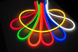 brilliant custom cut 120 volt led neon light birddog