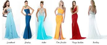 finding the best bra for your ball dress