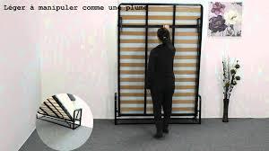 Prix Armoire Lit Lit Escamotable Lit Mural Classique De Wallbedking Youtube