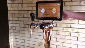 Perlick Beer Faucet 650ss With Flow Control by Drink N Meter Tap On Table Opening Closing Beer Flow By Magnet