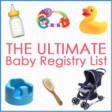 baby registeries the ultimate baby registry list baby registry iowa and babies