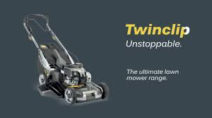 twinclip the ultimate lawn mower range stiga youtube