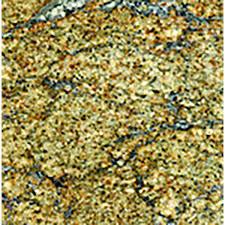 Lowes Kitchen Countertop - shop sensa el dorado granite kitchen countertop sample at lowes com