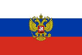 Soviet Russian Flag Riding A Raid Russia Putin And Demography