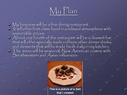 plan it cuisine my business plan presentation by name the purpose of a