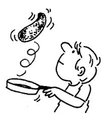 cuisine crepe dessins de crêpes de la chandeleur à colorier