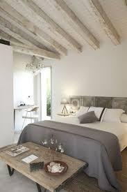 decoration chambre à coucher 10 déco chambres avec poutres apparentes charmantes poutre