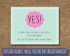 of honor asking ideas will you be my bridesmaid wedding and wedding