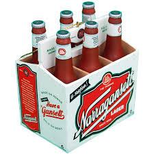 narragansett beer new gansett gear holiday ornaments