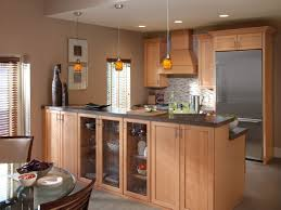 Maple Cabinets In Kitchen Waypoint Living Spaces Exactly What You Had In Mind