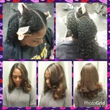 houston tx short hair sytle for black women black little girl hair relaxer at trendz by tammy hair salon