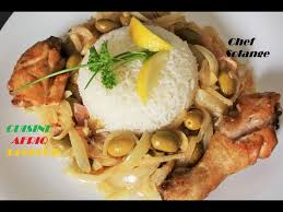 spécialité africaine cuisine poulet yassa cuisine africaine