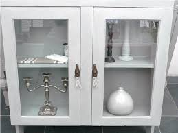 Modern Storage Cabinet Decorative Storage Cabinets With Glass Doors You Should Buy It