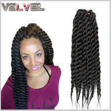 crochet braiding hair for sale hot sell havana mambo twist crochet braids hair 12 inch senegalese