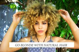 how to get 3c hair how to go blonde fast with natural hair no damage my story