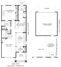 Double Master Bedroom Floor Plans by Legacy Home Plans