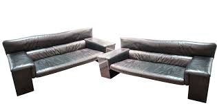 Canape Florence Knoll Pair Of Knoll