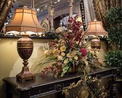 flower arrangements with lights silk floral seasonal decor linly designs