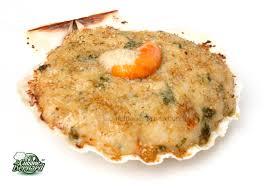 cuisine coquille jacques la cuisine de bernard coquilles jacques à la brestoise