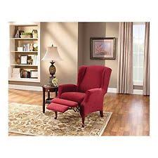 Wing Chair Slipcovers Sure Fit Pen Pal By Waverly Wing Chair Slipcover Ebay