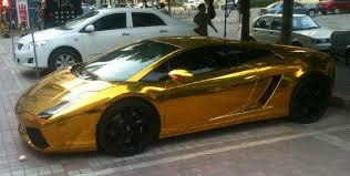 gold lamborghini aventador gold lamborghini gallardo spotted in beijing luxurylaunches
