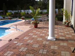 Brick Pavers Pictures by Pool Deck Pool Pavers Madison Wi Marvins Brick Pavers