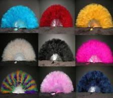 feather fans burlesque costume feather fans ebay
