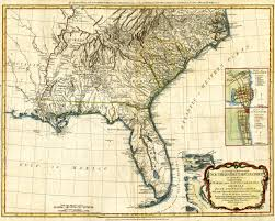 Panhandle Florida Map by Florida Memory Teacher Resources Seminole Origins And