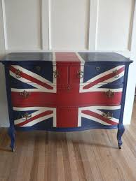 British Flag Furniture 25 Best by Union Jack Dresser Roselawnlutheran