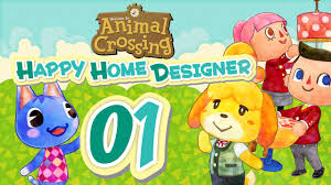 Home Designer by Animal Crossing Happy Home Designer 01 Deutsche übersetzung