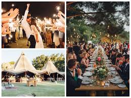 how to plan a festival wedding love our wedding