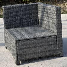 Wicker Rattan Patio Furniture by Gym Equipment Outdoor Furniture Set Pe Wicker Rattan Sectional