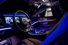 lexus interior night 2017 mercedes benz e class 12 interior design features