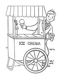 summer ice cream coloring pages activities coloring pages ice