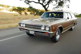 old volkswagen station wagon this pair of 1967 l79 chevrolet chevelles includes an ultra rare