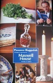 haggadah maxwell house buy passover haggadah maxwell house family of coffees in cheap