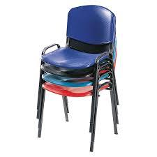 chaise salle de réunion chaise visiteur spacieuse et confortable pour salle de réunions doublet