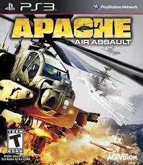 amazon com apache air assault playstation 3 video games