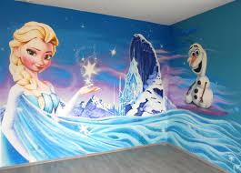 Fresque Chambre Fille by Idee Deco Chambre Fille Reine Des Neiges U2013 Paihhi Com