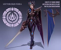 guid fiora victorious fiora