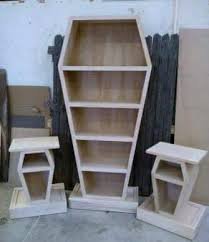 coffin bookshelf coffin book shelf check us out on fb unique intuitions