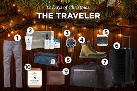christmas gifts for travelers the art of manliness