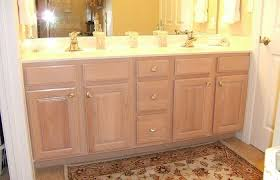 Bathroom Furniture Oak Pickling Oak Cabinets Bathroom Cabinet Small Bedroom Storage