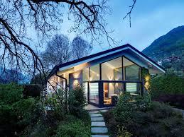 contemporary mountain home floor plans