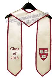 graduation stole harvard graduation stole with trim as low as 10 99